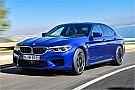 Automotive Primera prueba BMW M5 2018: más rápido y divertido
