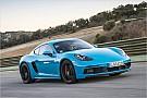 Automotive Porsche 718 Cayman GTS 2018 im Test