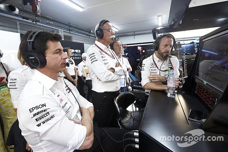 Hamilton: Mercedes yönetimindeki değişikliğin F1'e etkisi olmaz