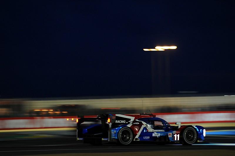 Button considera que la noche en Le Mans es un