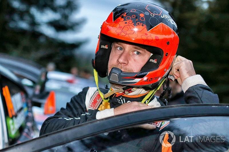 Ostberg vuelve a Citroën para el Rally de Suecia