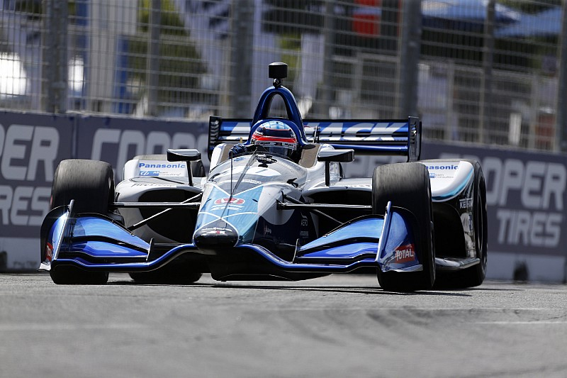予選7番手の佐藤琢磨「マシンは強力。決勝は良いペースを発揮できる」