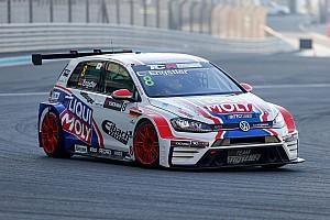 TCR Middle East Qualifiche Luca Engstler ipoteca il titolo con la pole position di Sakhir