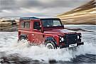 Land Rover Defender V8 Works: Stärkster Defender aller Zeiten