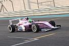 Давід Шумахер здобув чотири подіуми на першому етапі Ф4