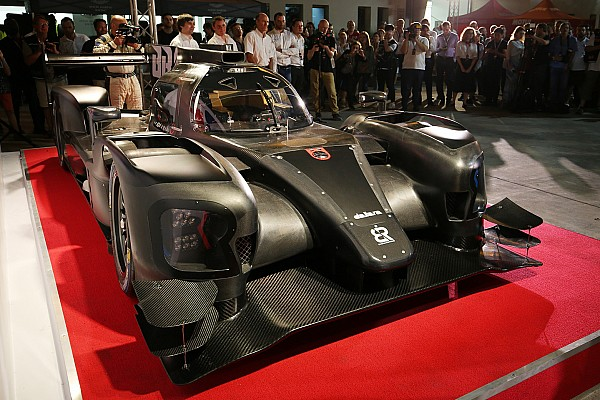 WEC Nieuws SMP Racing onthult LMP1-wagen voor WEC