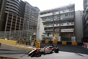 F3 比赛报告 排位正赛:伊洛特超越埃里克森获得胜利