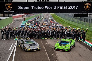 Motorsport.com se convierte en el medio oficial de la Final Mundial del Super Trofeo de Lamborghini