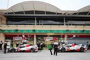 WEC Noticias de última hora Toyota, en peligro de no llegar a ganar Le Mans