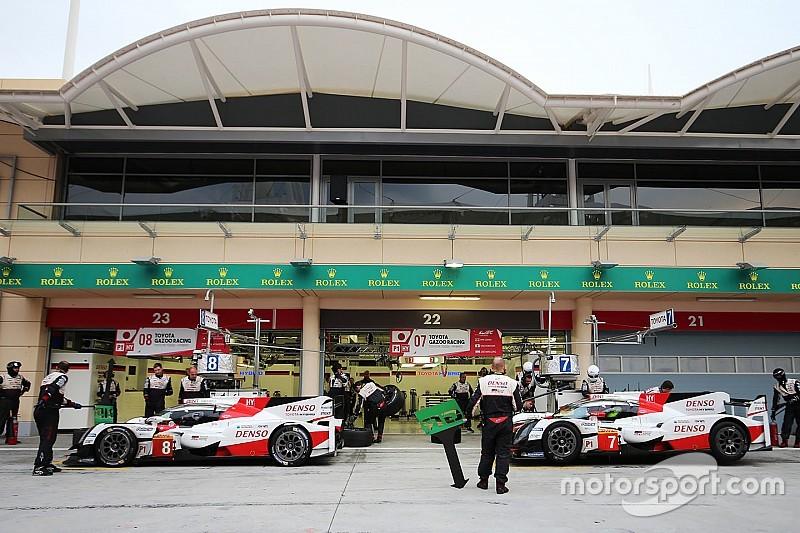 A Toyota megerősítette, hogy indul a WEC-ben