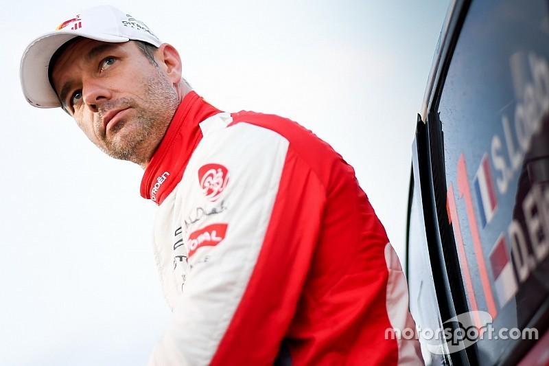 Citroen: Loeb WRC return choice entirely his
