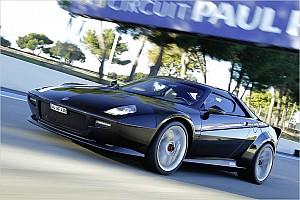 Automotive News New Stratos wird doch gebaut