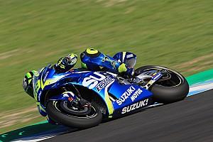 """MotoGP Noticias Iannone: """"No esperaba que Suzuki mejorara tanto"""""""