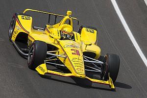 IndyCar Qualifyingbericht Indy 500: Castroneves auf vorläufiger Pole - Hinchcliffe nicht qualifiziert