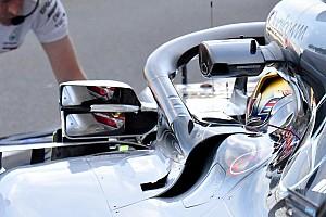 Formule 1 Actualités Supports de rétroviseurs : la FIA contre les gains aéro volontaires