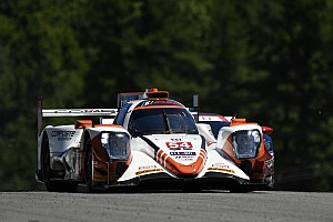IMSA Practice report CTMP IMSA: Braun tops truncated final practice after Potter crash