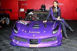 Ferrari Curiosità Angie King, la transgender che ha vinto nel Pirelli AM Asia Pacifico