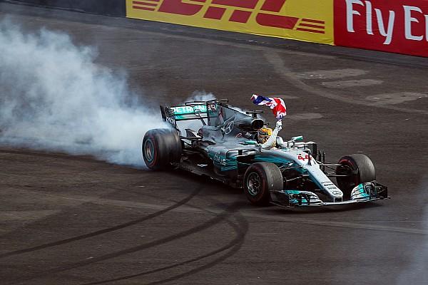 Stewart vê Hamilton em condições de alcançar Schumacher