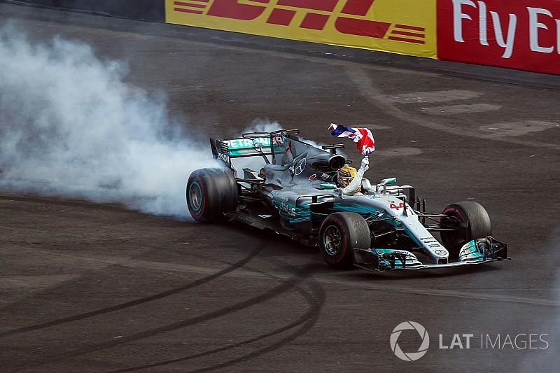 Jackie Stewart ve a Hamilton alcanzando los 7 títulos de Schumacher