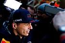 Verstappen no está preocupado por el juego mental en la F1
