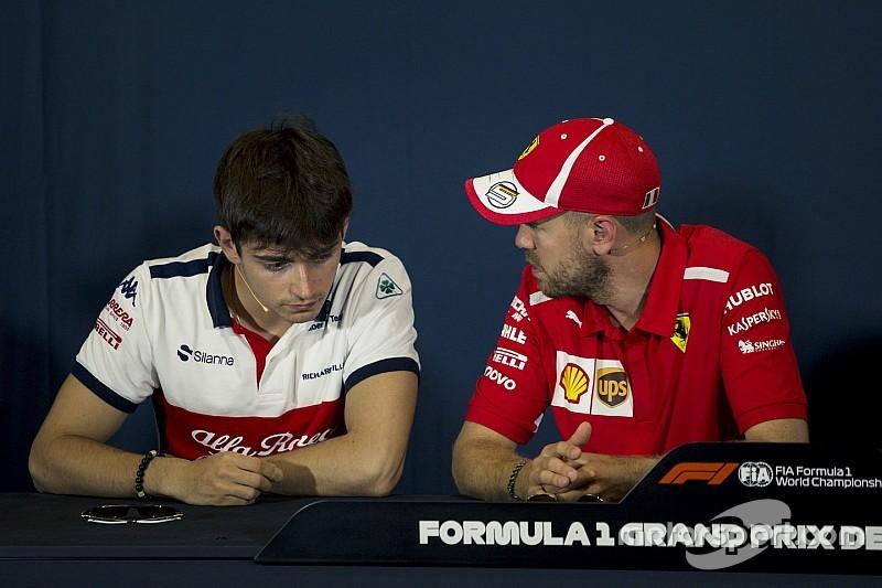 A szavazók 43%-a szerint Leclerc jövőre le fogja győzni Vettelt a Ferrarinál