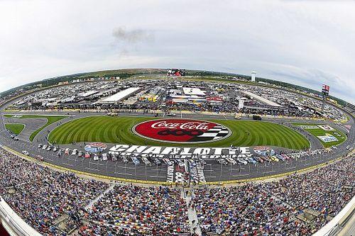 На трассе NASCAR открыли центр тестирования на коронавирус