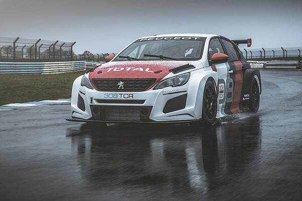 TCR Noticias de última hora Peugeot presenta su nuevo 308TCR para la WTCR