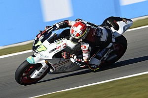 Moto2 Breaking news Kiefer secures Moto2 future with single-bike entry