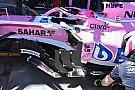 TECHZÓNA Közelebbről a Force India új aerodinamikai csomagja: elemzés