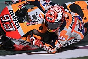 """MotoGP Últimas notícias Para Márquez, 2º no grid vale como """"pole position"""""""