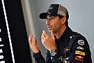 Ricciardo sabe que tendrá penalizaciones en la parrilla
