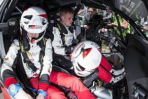WRC Réactions Tänak a exorcisé ses démons en Corse
