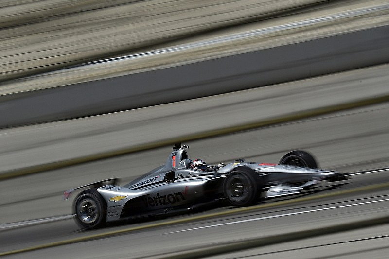 IndyCar: Newgarden mit neuer Aerodynamik auf Texas-Pole