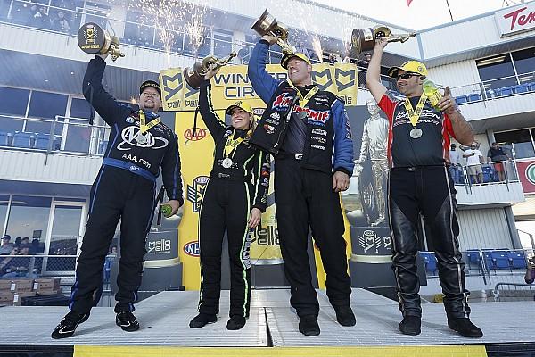 NHRA Hight, B. Force, Line, Krawiec win in Texas