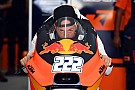Cairoli si gode il test sulla KTM MotoGP:
