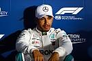 Formula 1 Hamilton senang bisa