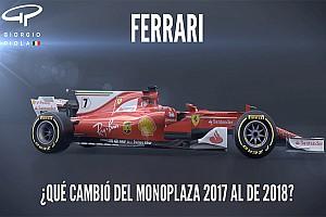 Fórmula 1 Análisis VIDEO: Los cambios clave de Ferrari para desafiar a Mercedes
