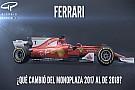 VIDEO: Los cambios clave de Ferrari para desafiar a Mercedes