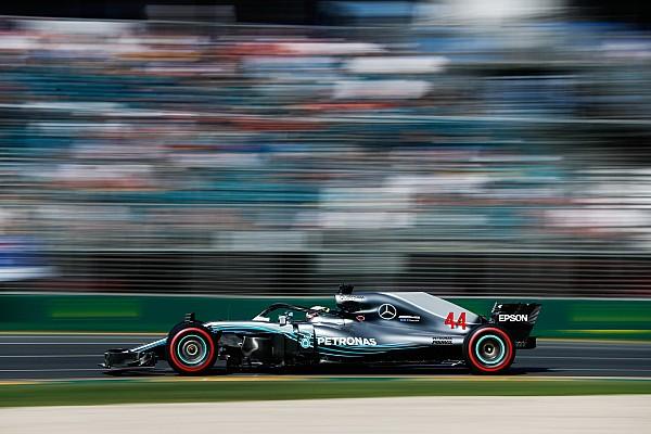 Fórmula 1 Crónica de entrenamientos Hamilton cerró como el más rápido del viernes y Pérez en 12°