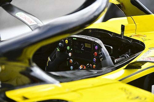 FIA to impound protested Renault's ECUs and steering wheels