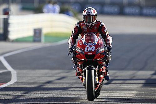 """Dovizioso: """"Blijer met prestaties dan sommige mensen bij Ducati"""""""