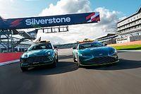 Aston Martin Luncurkan Safety Car dan Mobil Medis F1 2021