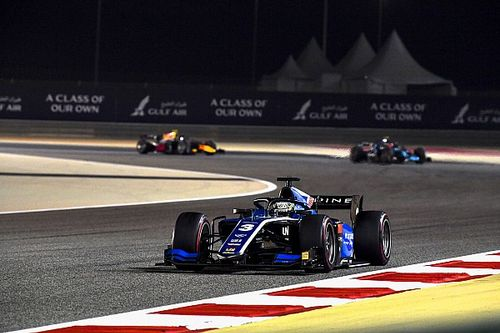 "Zhou: Heading Alpine F2 battle ""definitely a good feeling"""