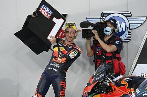 Raih Kemenangan Pertama, Acosta Ingin seperti Marquez