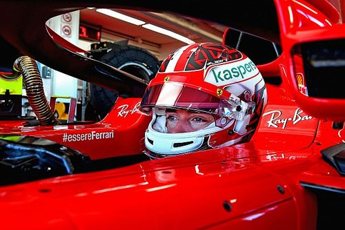 Ferrari's Leclerc turns first laps of F1 2021 at Fiorano