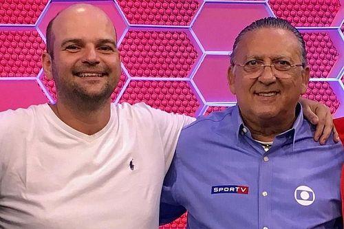 F1: Ex-diretor de Galvão relata genialidade, 'causos' e 'tretas' do narrador da Globo