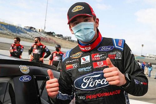 ARCA driver Taylor Gray hospitalized, Truck debut on hold