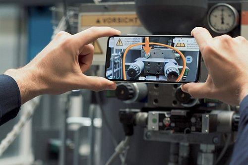 F1: Entenda como Mercedes quer usar realidade aumentada para melhorar trabalho nas pistas