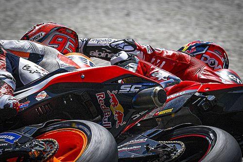 Perang kata-kata antara Honda dan Ducati