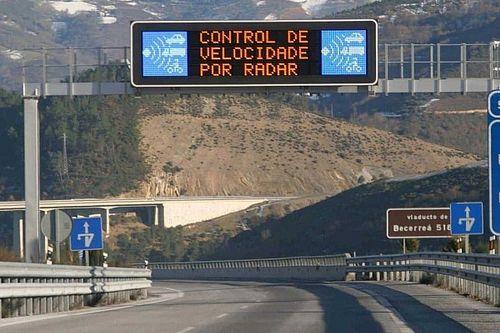 Radares en cascada: la nueva forma de multar de la DGT